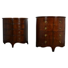 19th Century English Commode or Nightstand
