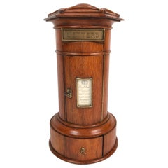 19th Century English Country House Victorian Letter Box