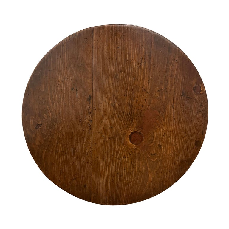 19th Century English Cricket Table For Sale 1