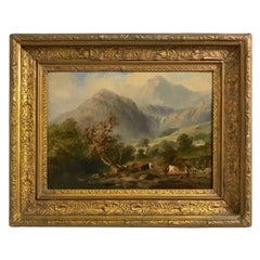 19th Century English Landscape Painting