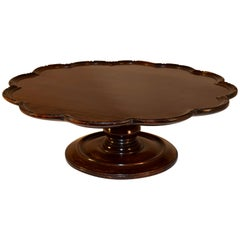 19th Century English Lazy Susan