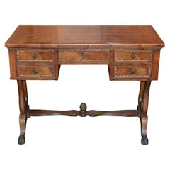 19th Century English Neoclassical Desk