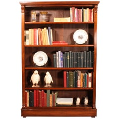 19th Century English Openbookcase in Oak