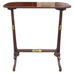 19th Century English Regency Table