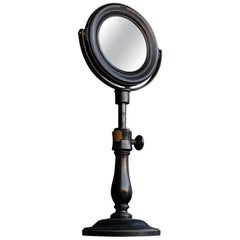 19th Century English Scientific Parabolic Mirror
