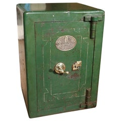 19th Century English Sentry Safe