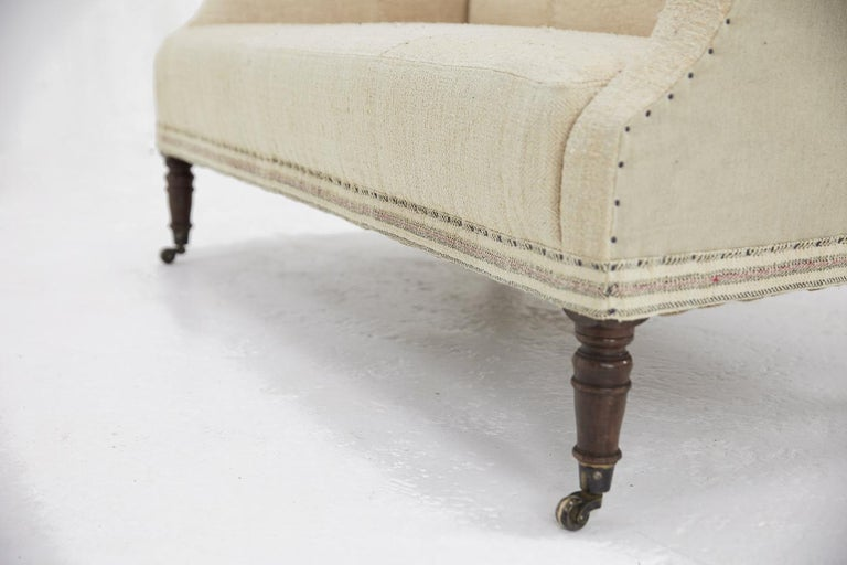 19th Century English Sofa For Sale 1