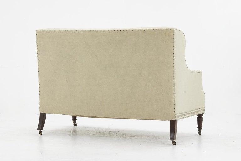 19th Century English Sofa For Sale 4