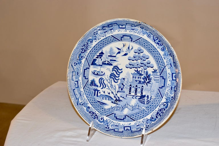 19th century Staffordshire stilton stand from England in the highly collectable