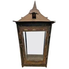 19th Century English Street Lamp