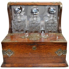 19th Century English Tantalus by Branah London