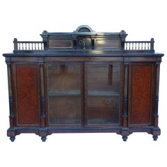 19th Century English Victorian Aesthetic Movement Credenza by Gillows