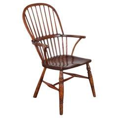 19th Century English Windsor Armchair
