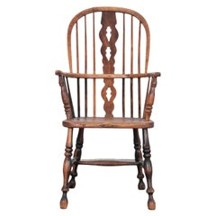19th Century English Windsor Chair