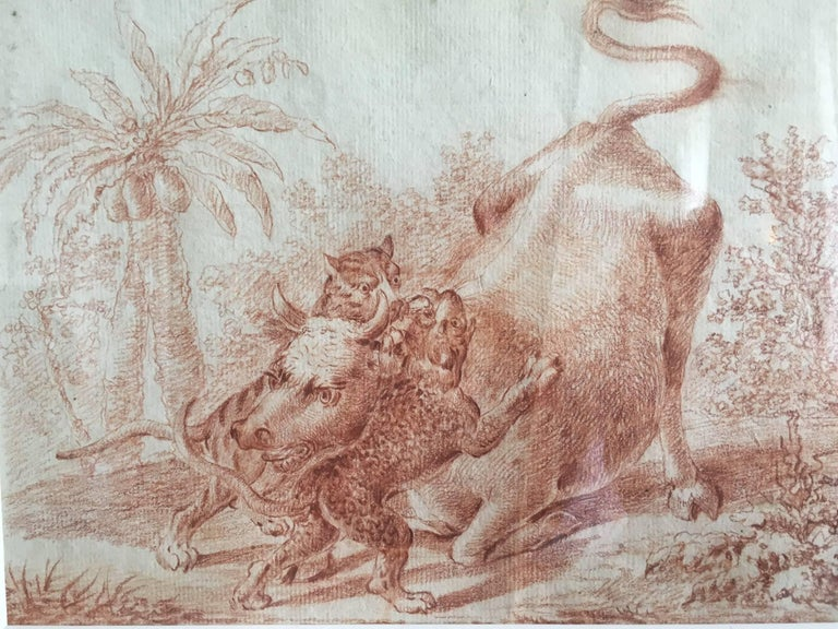 Paper 19th Century Engraving in an Orientalist Theme For Sale