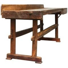 19th Century European Work Table