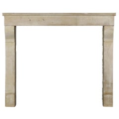 19th Century Fine French Vintage Fireplace Surround