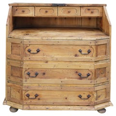 19th Century Fir Chest of Drawers