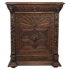 19th Century Flemish Renaissance Cabinet