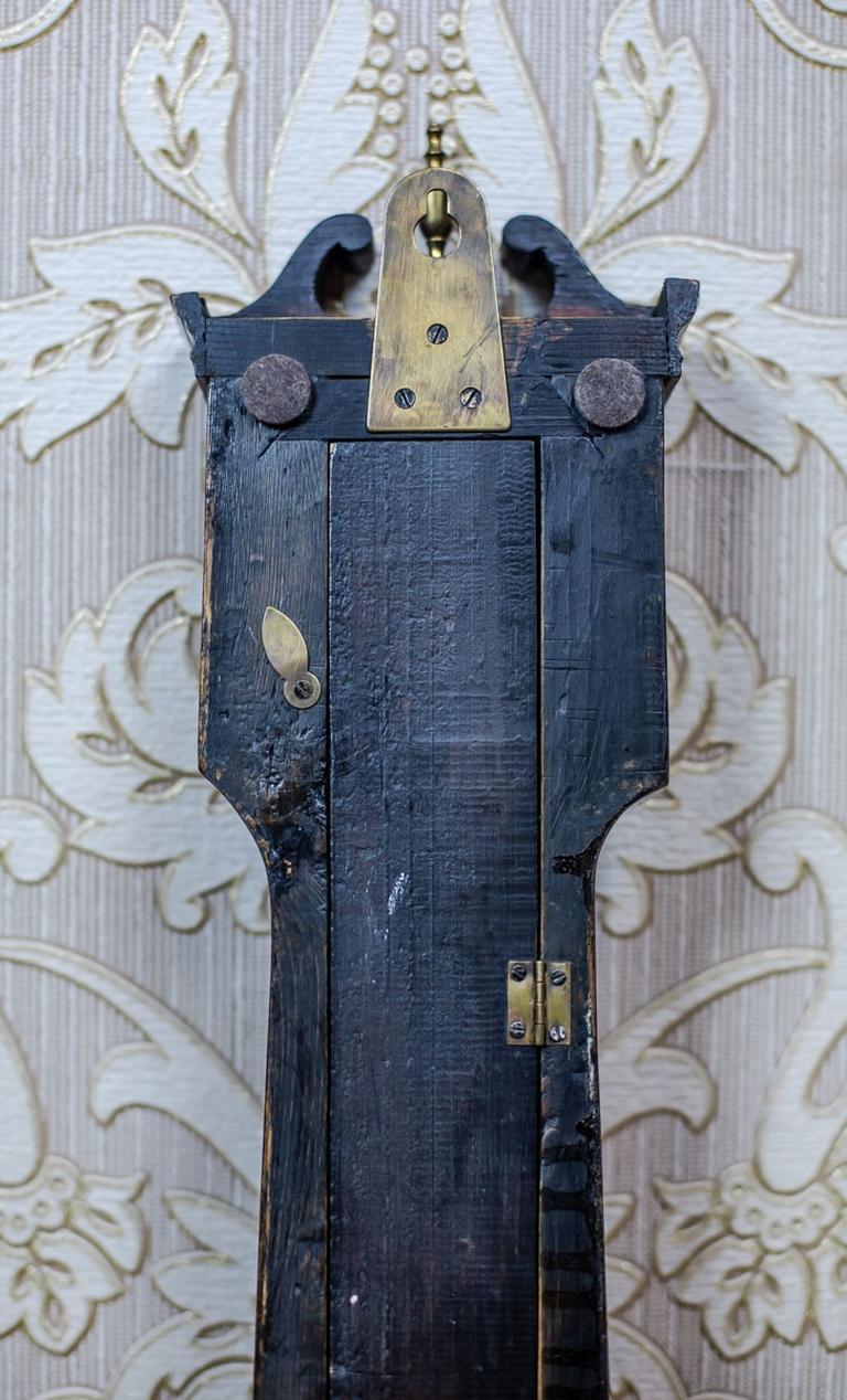 19th Century Float Mercury Barometer For Sale 10
