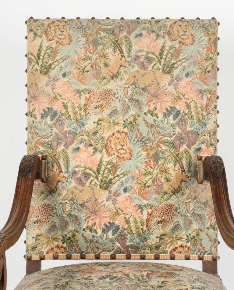 19th Century French Armchair Louis XIV Style For Sale 1