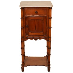 19th Century French Bedside Table