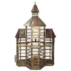 19th Century French Bird Cage