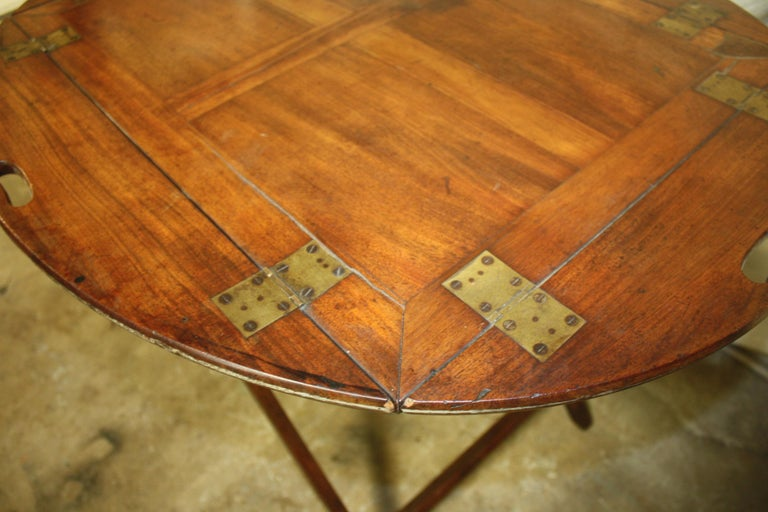 19th Century French Boat Table For Sale 6