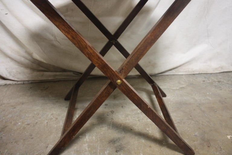 19th Century French Boat Table For Sale 7