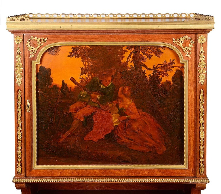 19th Century French Bonheur Du jour In Excellent Condition For Sale In Brighton, Sussex