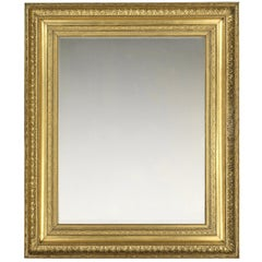 19th Century French Bourbon Restoration Louis XVIII Frame, with Choice of Mirror