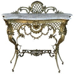 Baroque Commodes and Chests of Drawers