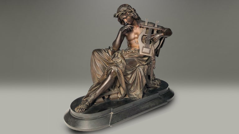 After Albert Ernest Carrier Belluse (French 1824-1887)