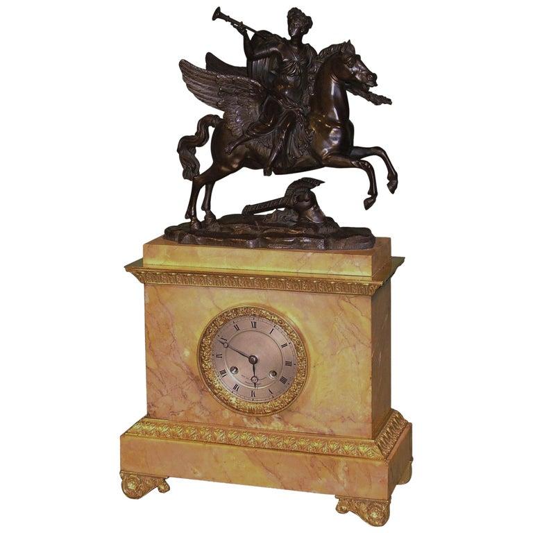 Bronze Clocks 1 144 For At 1stdibs