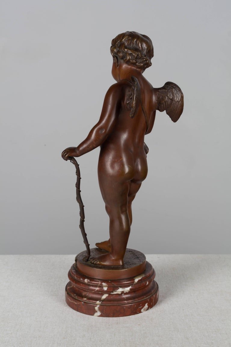 19th Century French Bronze Sculpture For Sale 1