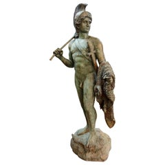 19th Century French Bronze Statue