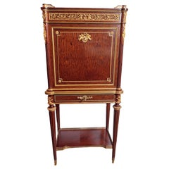 19th Century French Cabinet by Paul Sormani