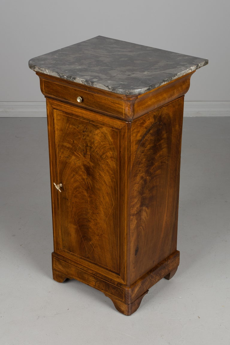 19th Century French Charles X Side Table For Sale 2