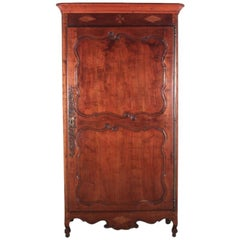 19th Century French Cherry Bonnetiere
