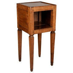 19th Century French Cherry Side Table