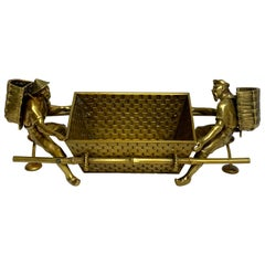 19th Century French Chinoiserie Ormolu Caddy