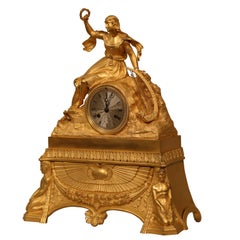 19th Century French Clock by T H re Le Roy