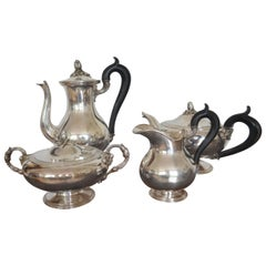 19th Century French Coffee Service Set from Christofle