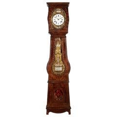 French Provincial Grandfather Clocks and Longcase Clocks
