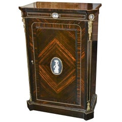 19th Century French Coromandel Side Cabinet
