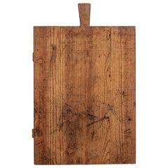 19th Century French Cutting Board