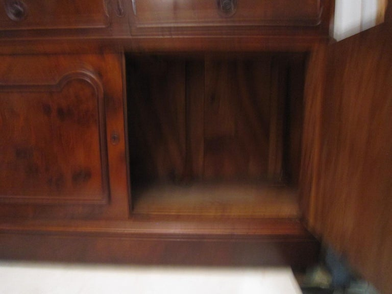 19th Century French Dessert Cabinet Server For Sale 4