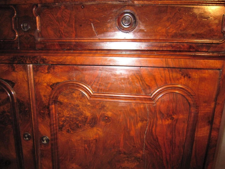 19th Century French Dessert Cabinet Server For Sale 9