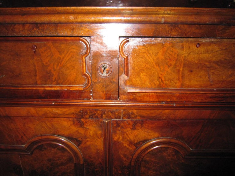 19th Century French Dessert Cabinet Server For Sale 10