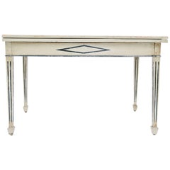 19th Century French Directoire Style Console Table